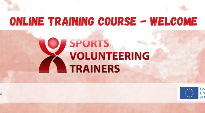 Online training course!